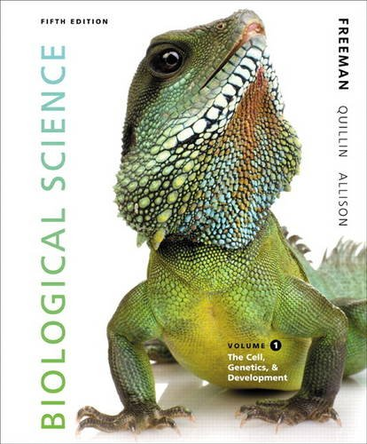 Biological Science  5th 2014 9780321841803 Front Cover