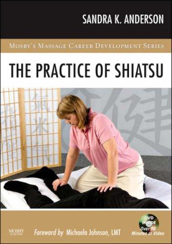 Practice of Shiatsu   2008 edition cover