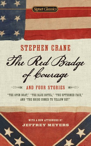 Red Badge of Courage and Four Stories  N/A edition cover