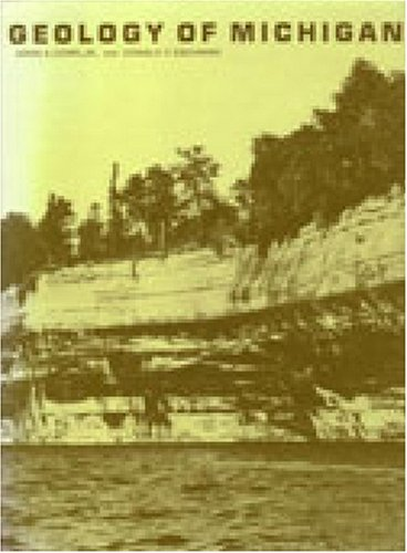 Geology of Michigan  N/A 9780472082803 Front Cover