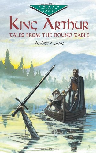 King Arthur Tales from the Round Table  2002 (Unabridged) edition cover