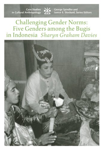 Challenging Gender Norms Five Genders among Bugis in Indonesia  2007 9780495092803 Front Cover