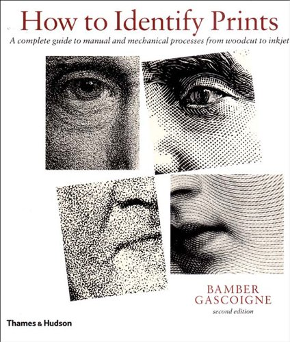How to Identify Prints  2nd 2004 (Revised) edition cover