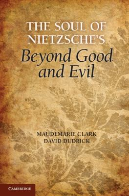 Soul of Nietzsche's Beyond Good and Evil  2012 edition cover