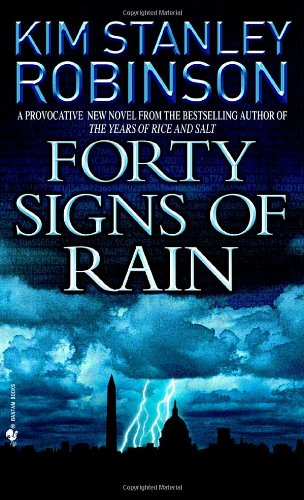 Forty Signs of Rain   2004 edition cover