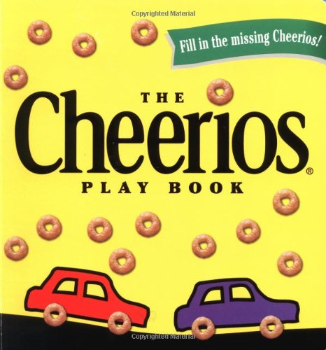 Cheerios Play Book   1998 edition cover