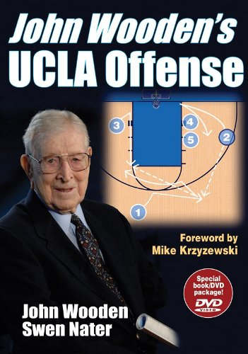 John Wooden's UCLA Offense   2006 edition cover