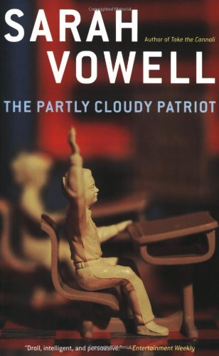 Partly Cloudy Patriot   2002 edition cover