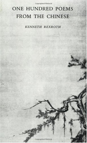 One Hundred Poems from the Chinese   1965 edition cover