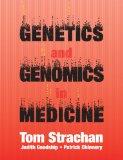 Genetics and Genomics in Medicine   2014 9780815344803 Front Cover