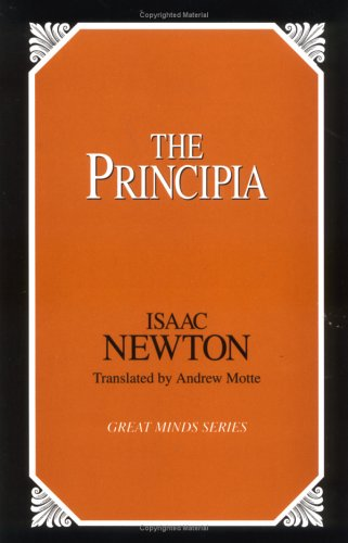 Principia  Unabridged  edition cover
