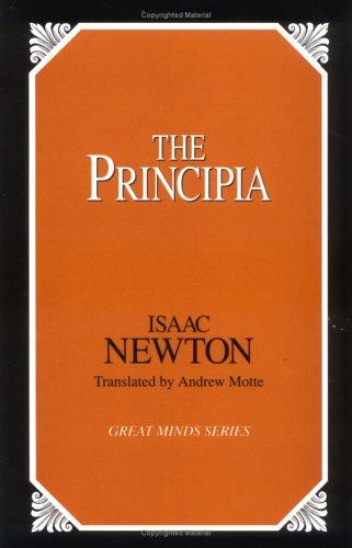 Principia  Unabridged 9780879759803 Front Cover