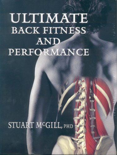 Ultimate Back Fitness and Performance 3rd 2004 edition cover