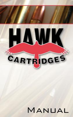 Hawk Cartridges Reloading Manual N/A edition cover