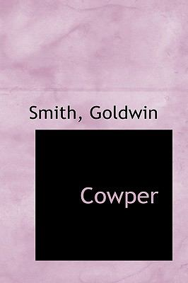 Cowper N/A 9781113515803 Front Cover