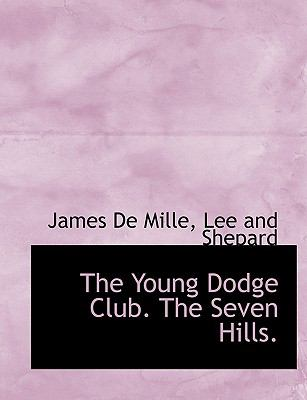 Young Dodge Club the Seven Hills N/A edition cover