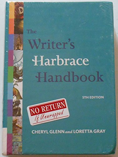 WRITER'S HARB.HANDBOOK-W/ACCESS>CUSTOM< N/A edition cover