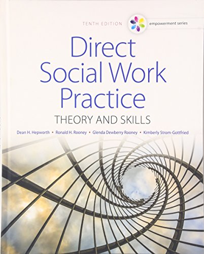 Direct Social Work Practice: Direct Social Work Practice  2016 9781305633803 Front Cover