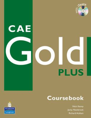CAE Gold Plus (Gold) N/A edition cover