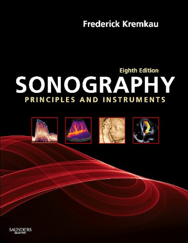 Sonography Principles and Instruments  8th 2011 9781437709803 Front Cover