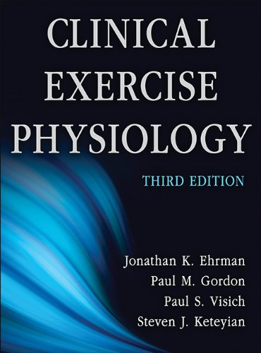Clinical Exercise Physiology-3rd Edition  3rd 2013 edition cover