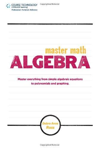 Algebra  2nd 2010 edition cover