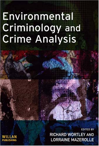 Environmental Criminology and Crime Analysis   2008 edition cover
