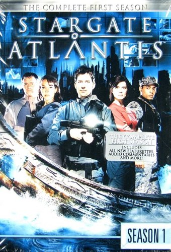 Stargate Atlantis - The Complete First Season System.Collections.Generic.List`1[System.String] artwork