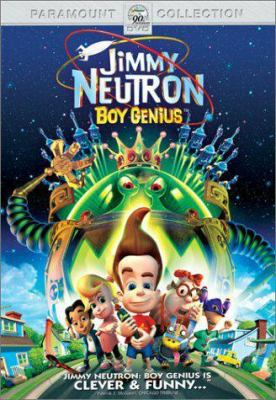 Jimmy Neutron - Boy Genius System.Collections.Generic.List`1[System.String] artwork