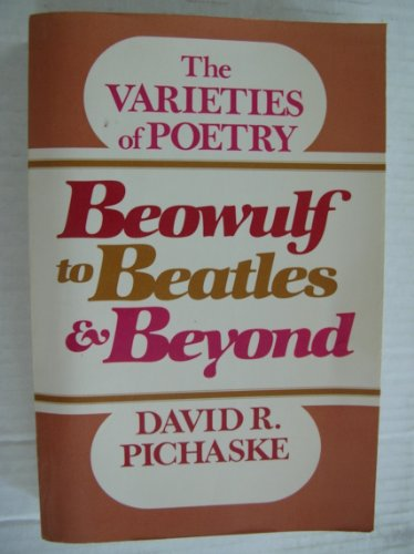 Beowulf to Beatles and Beyond : The Varieties of Poetry  1981 edition cover