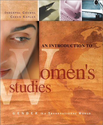 Introduction to Women's Studies Gender in a Transnational World  2002 edition cover