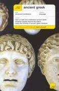 Teach Yourself Ancient Greek Complete Course  2nd 2005 edition cover