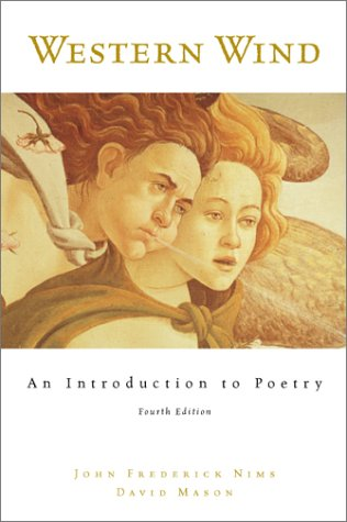 Western Wind An Introduction to Poetry 4th 2000 edition cover