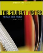 Student Writer Editor and Critic 8th 2010 edition cover