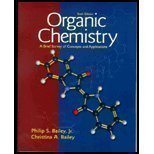Organic Chemistry A Brief Survey of Concepts and Applications: Solutions Manual 6th 2000 edition cover