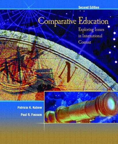 Comparative Education Exploring Issues in International Context 2nd 2007 (Revised) edition cover