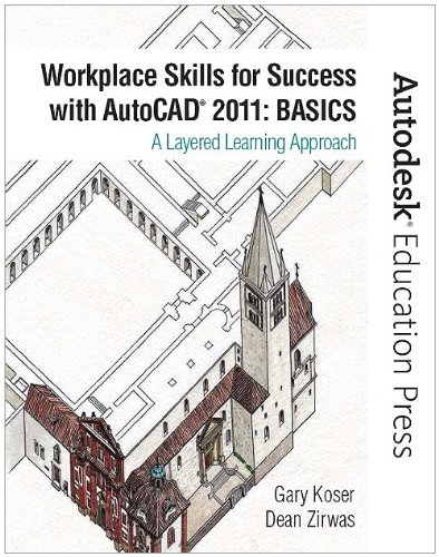 Workplace Skills for Success with AutoCAD 2011 Basics  2011 edition cover