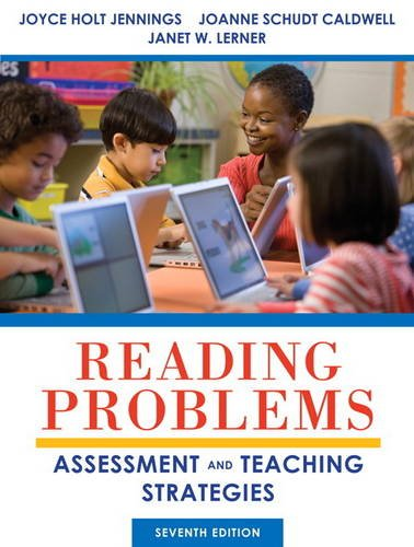 Reading Problems Assessment and Teaching Strategies 7th 2014 edition cover