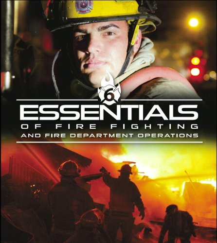 Essentials of Fire Fighting and Fire Department Operations  6th 2013 9780133140804 Front Cover