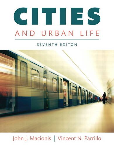 Cities and Urban Life  7th 2017 9780133869804 Front Cover