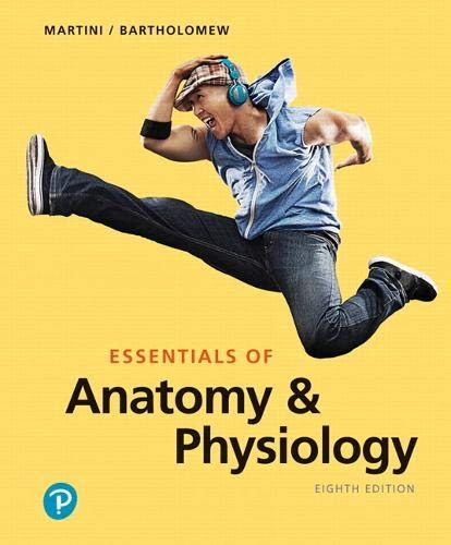 Essentials of Anatomy & Physiology:   2019 9780135203804 Front Cover