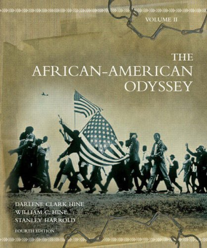African-American Odyssey  4th 2008 edition cover