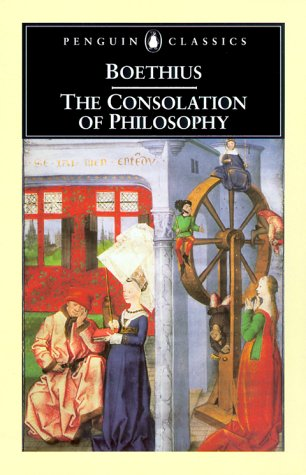 Consolation of Philosophy   1999 (Revised) 9780140447804 Front Cover