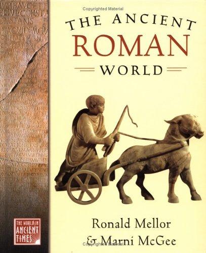 Ancient Roman World   2004 edition cover