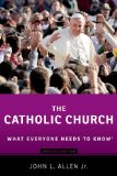 Catholic Church What Everyone Needs to Know 2nd 2014 (Revised) edition cover