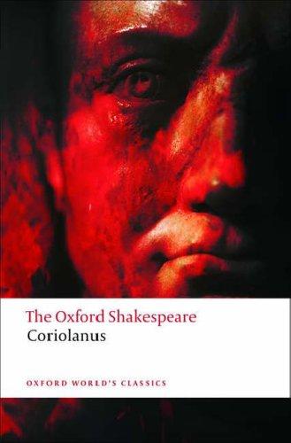 Coriolanus   2008 edition cover