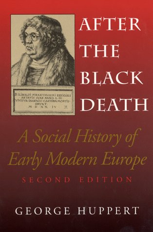 After the Black Death A Social History of Early Modern Europe 2nd 1998 edition cover