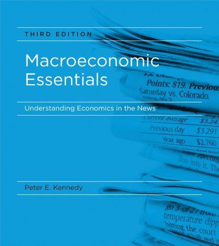 Macroeconomic Essentials Understanding Economics in the News 3rd 2010 edition cover