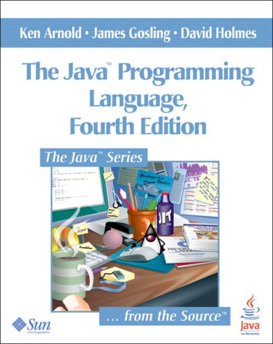 Java Programming Language  4th 2006 (Revised) edition cover