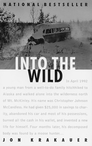 Into the Wild   1996 9780385486804 Front Cover